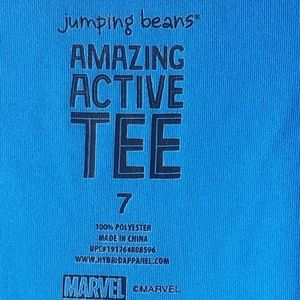 jumping beans Shirts & Tops - Jumping beans dry fit